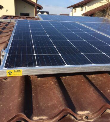 instalare panouri solare iasi
